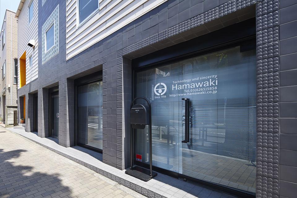 当社東京支店を移転しました。