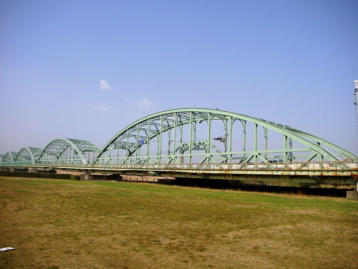 平成20年度1号伊勢大橋揖斐川左岸塗装工事