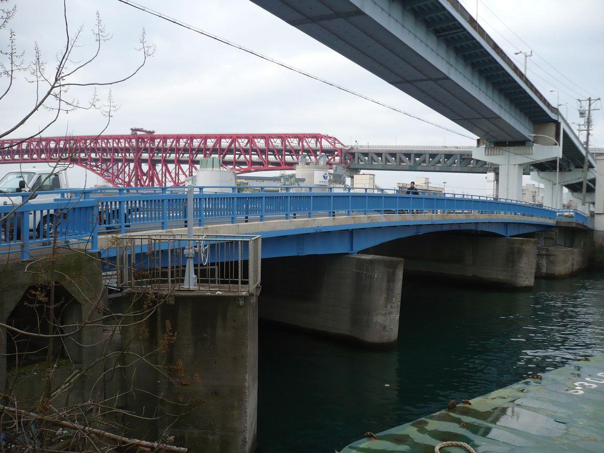 日和橋塗装工事