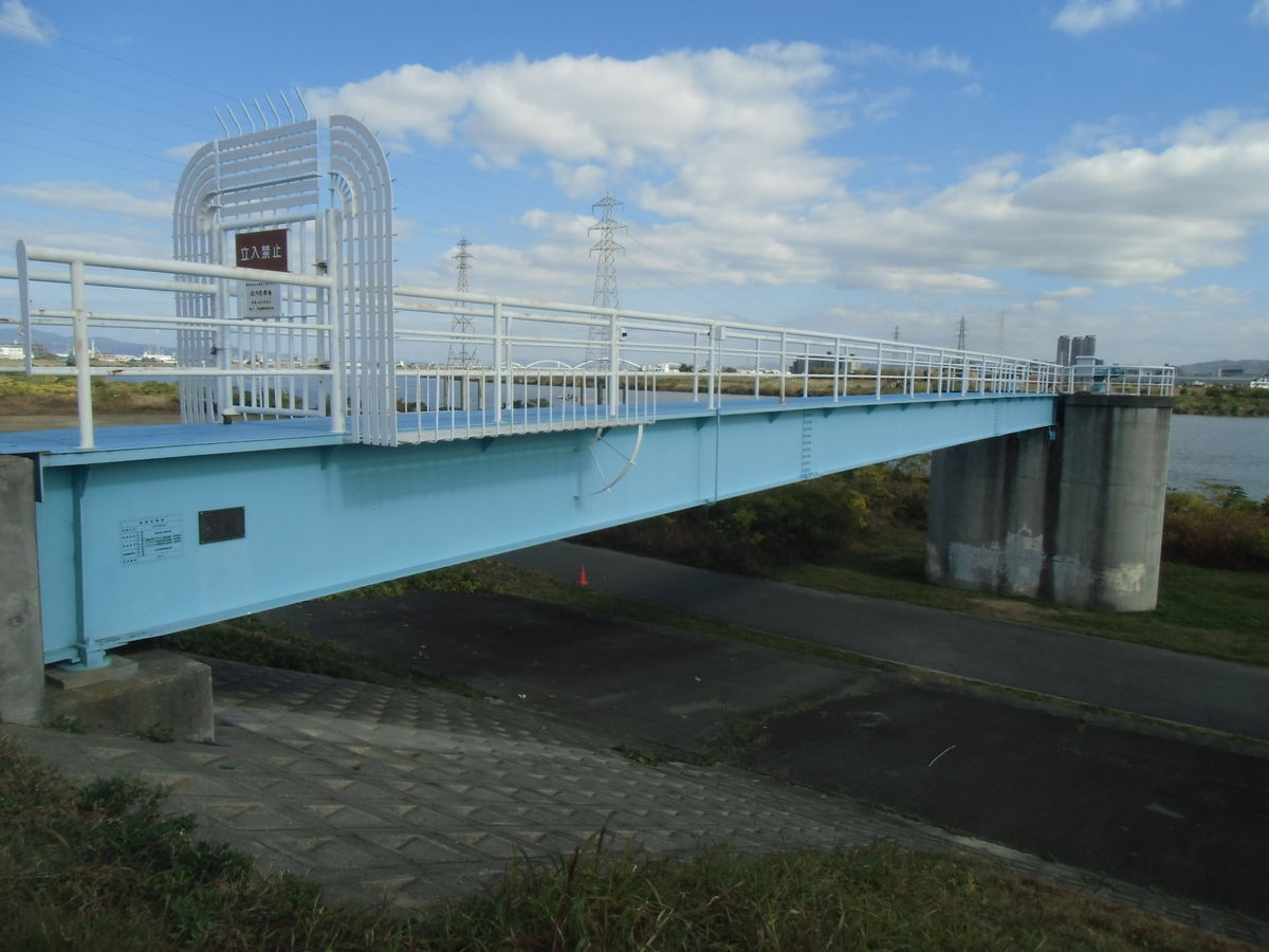 第2取水管理橋塗装工事