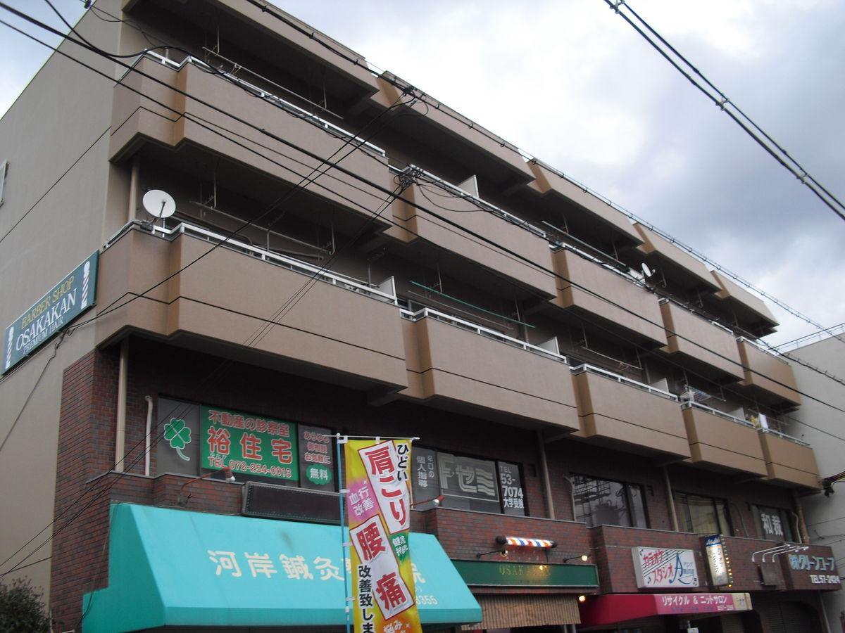 川口ビル改修工事