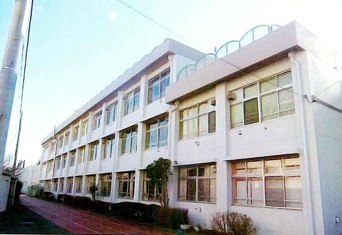 都立足立西高等学校(22)外壁その他工事