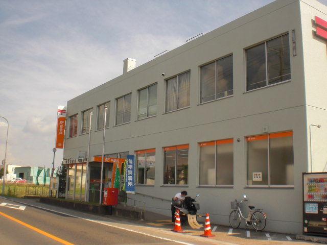 稲美郵便局外壁改修工事