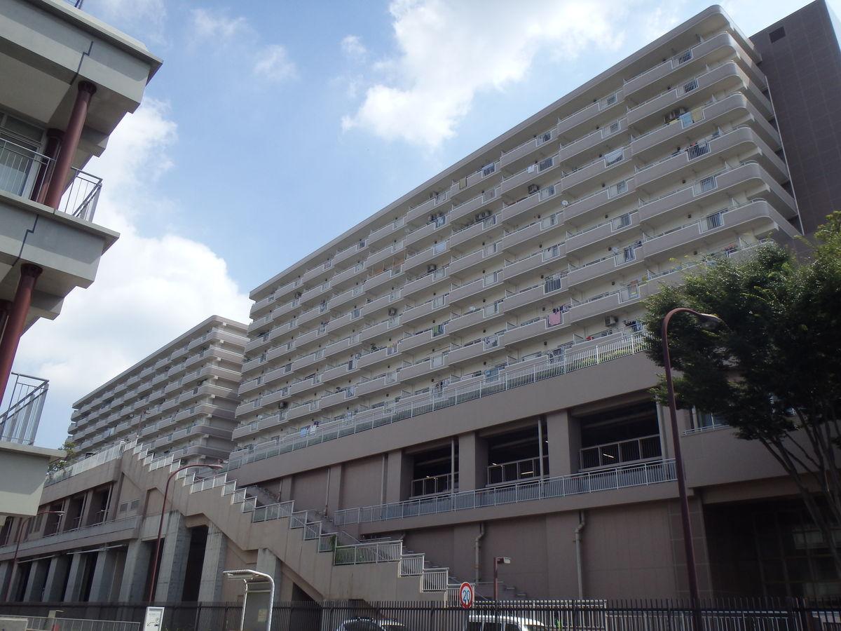 平成27年度トミンハイム立川泉町物干金物改修工事
